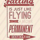 Falling by waerlogas