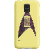 VWORP SPEED AHEAD Samsung Galaxy Case/Skin