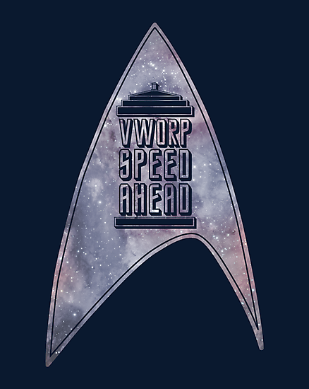 VWORP SPEED AHEAD (alternate) by Logan Nottbohm