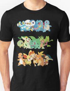 Choose Your Starter T-Shirt