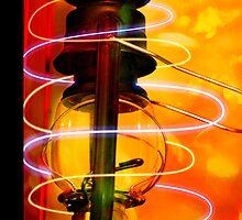 Lampa az esos napokra by Tunde Kulina