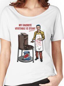 Steak! Women's Relaxed Fit T-Shirt