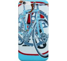 Rourke bicycle iPhone Case/Skin