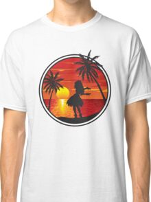 Hawaiian Sunset Classic T-Shirt