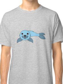 Light Blue Baby Seal Classic T-Shirt