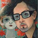 Big Eyes - Limited Edition by Sonia Kretschmar