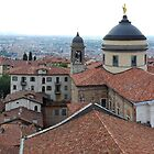 Bergamo Skyline_3 by dyanera
