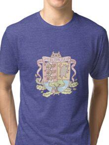 Glibli Museum Tri-blend T-Shirt