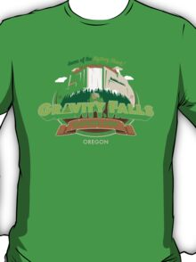 Gravity Falls National Park T-Shirt