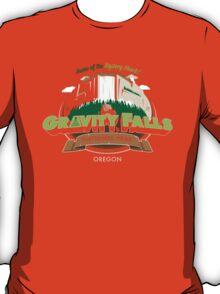Gravity Falls National Park T-Shirt