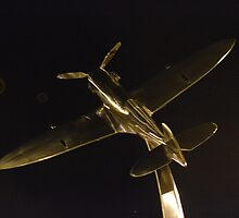 spitfire by night 2 by crog