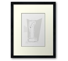 Compassion 2 Framed Print