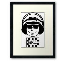 Ska Framed Print