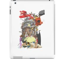 studio gibli iPad Case/Skin