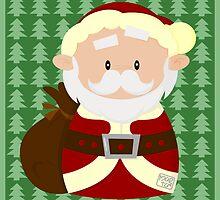 Santa by alapapaju