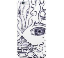 Buddha pagoda iPhone Case/Skin
