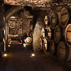 wine cellar by Carine LUTT