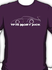 Le Mans Factory Porsche 935/78 Moby Dick T-Shirt