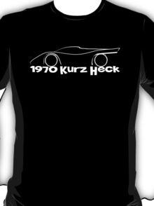 Le Mans Gulf Porsche 917 K T-Shirt