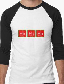 Chemical Christmas Men's Baseball ¾ T-Shirt