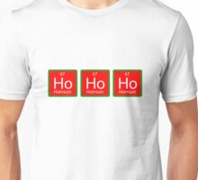 Chemical Christmas Unisex T-Shirt