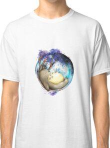 totoro sleeping Classic T-Shirt