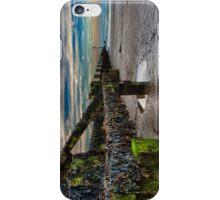 Sheringham Beach Landscape iPhone Case/Skin