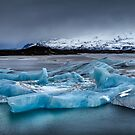 Ice Lagoon by John Dekker