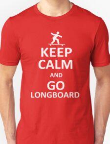keep calm and GO T-Shirt