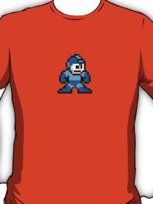Pixel Megaman Standing T-Shirt