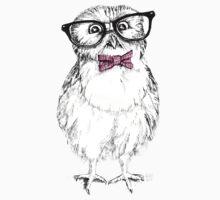 Nerdy Owlet T-Shirt