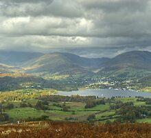 Views From Latterbarrow  by Jamie  Green