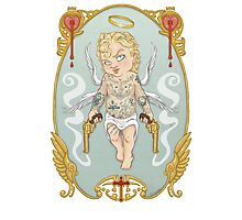 Cherub Photographic Print