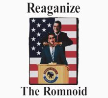 Reaganize the romnoid 1 by scarlet monahan