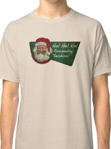 Ho! Ho! Ho! Commodity Fetishism! Classic T-Shirt
