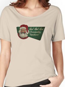 Ho! Ho! Ho! Commodity Fetishism! Women's Relaxed Fit T-Shirt