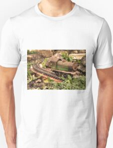 Leaves on the Line  T-Shirt