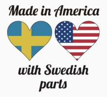 Made In America With Swedish Parts One Piece - Short Sleeve