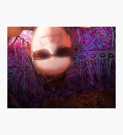 Linaji Icon 2012-Relax and Breath Photographic Print