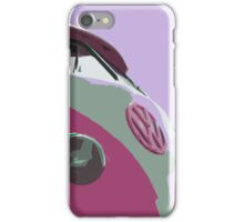 Sexy Pink Split iPhone Case iPhone Case/Skin