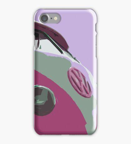 Sexy Pink Split iPhone Case iPhone Case/Skin