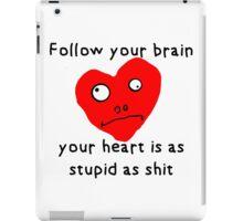 Stupid Heart iPad Case/Skin