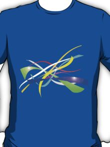 Color Nine Ribbon T-Shirt