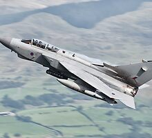 Tornado GR4 Low Level by David Ellins