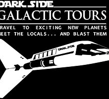 Dark Side Galactic Tours by RixzStuff