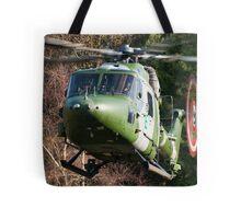 Army Lynx Tote Bag