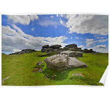 Dartmoor: Ugborough Beacon Poster