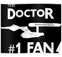 The Doctor #1 Fan Poster