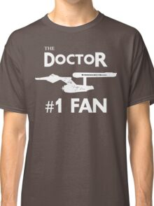 The Doctor #1 Fan Classic T-Shirt