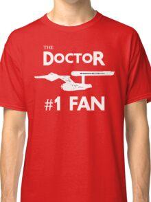 The Doctor #1 Fan Classic T-Shirt